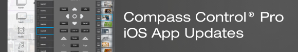 Compass Control iOS App Updates
